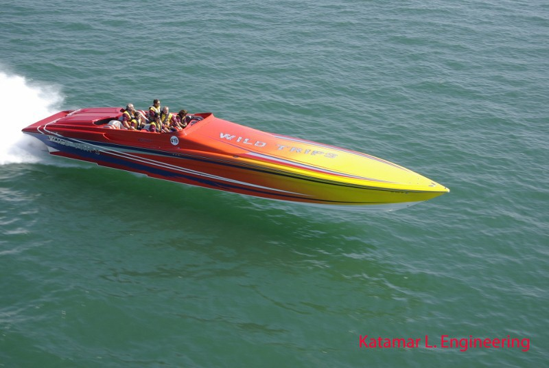 50 Monster Yacht Amp Powerboats